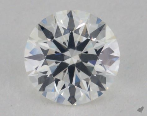 0.60 Carat H-VS2 Ideal Cut Round Diamond