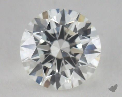 1.01 Carat F-VS2 Excellent Cut Round Diamond