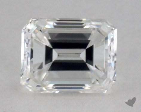 1.06 Carat F-IF Emerald Cut Diamond