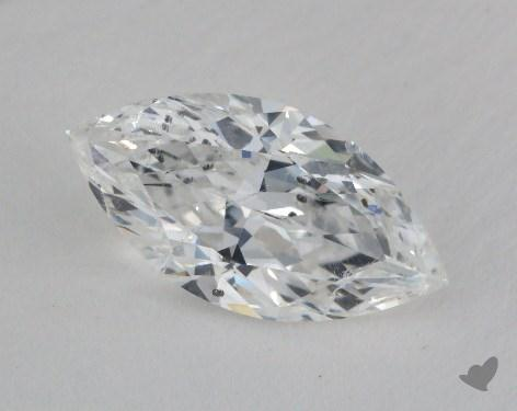 2.03 Carat F-SI2 Marquise Cut  Diamond