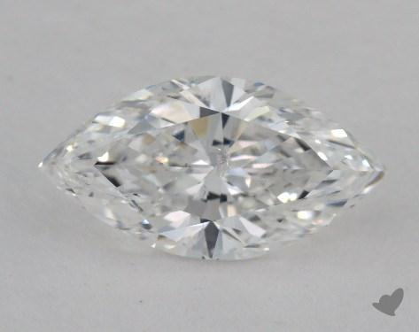 1.50 Carat E-SI2 Marquise Cut Diamond