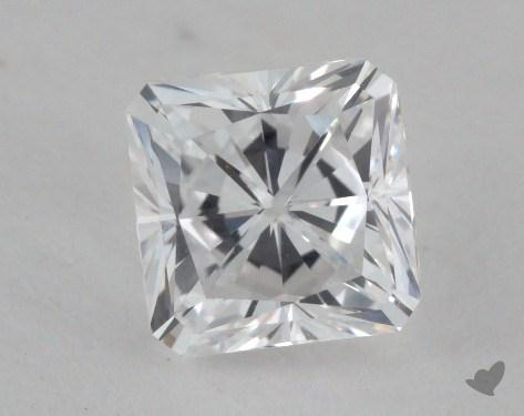 1.01 Carat D-IF Radiant Cut Diamond 