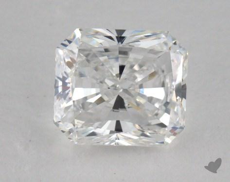 1.12 Carat F-VVS1 Radiant Cut  Diamond