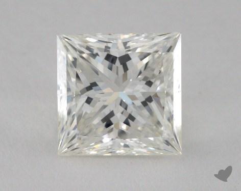 2.00 Carat I-VS2 Very Good Cut Princess Diamond