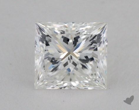 1.24 Carat G-VS1 Excellent Cut Princess Diamond