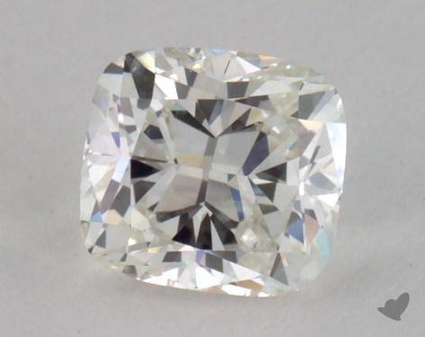 0.65 Carat I-SI1 Cushion Cut Diamond