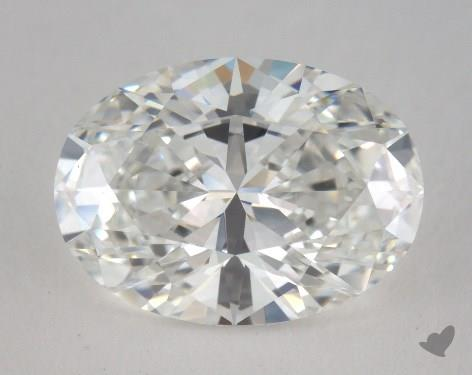 3.07 Carat E-VVS1 Oval Cut Diamond