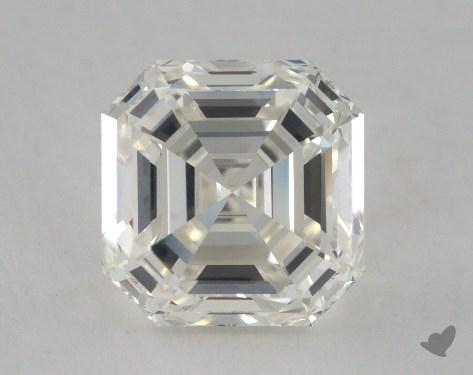 3.59 Carat I-VVS1 Square Emerald Cut Diamond