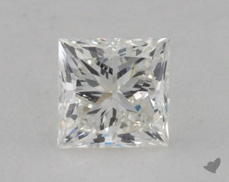 1.01 Carat I-SI1 Ideal Cut Princess Diamond
