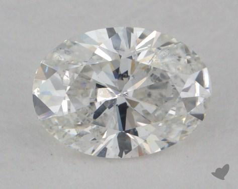 1.02 Carat E-SI2 Oval Cut Diamond