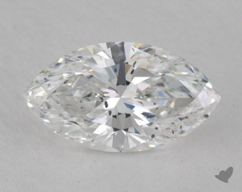 1.56 Carat E-SI2 Marquise Cut Diamond