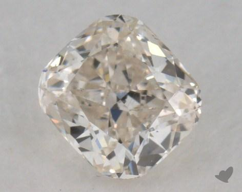 0.53 Carat J-VS2 Cushion Cut Diamond