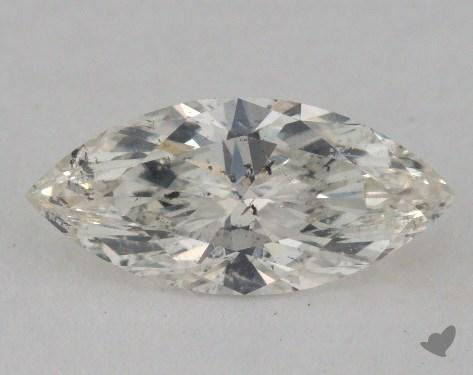 0.68 Carat G-I1 Marquise Cut Diamond 