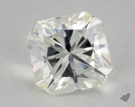 3.27 Carat I-VS1 Radiant Cut Diamond
