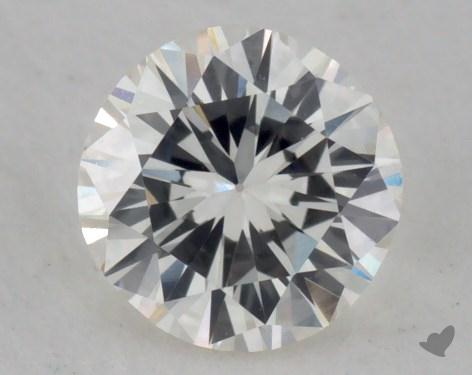 0.45 Carat I-VS2 Fair Cut Round Diamond