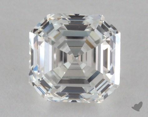 1.08 Carat E-VVS2 Asscher Cut Diamond