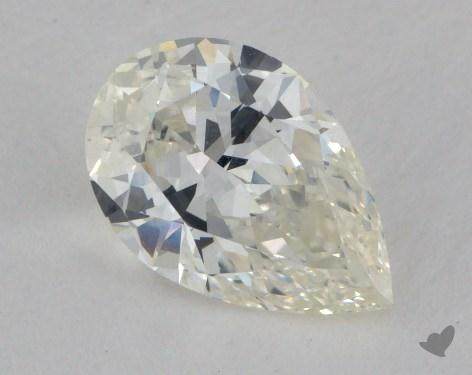 1.01 Carat I-SI1 Pear Shape Diamond