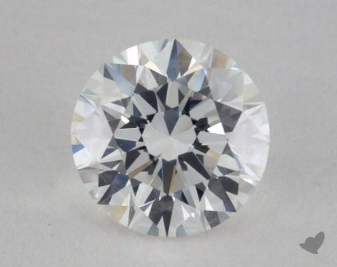 0.80 Carat F-IF Excellent Cut Round Diamond