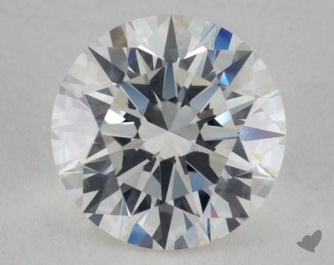 1.32 Carat H-VS1 Excellent Cut Round Diamond