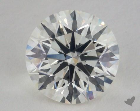 2.02 Carat I-VS2 Excellent Cut Round Diamond