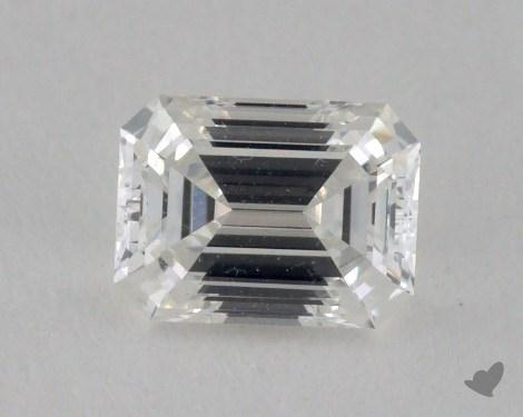 0.43 Carat H-VS2 Emerald Cut Diamond