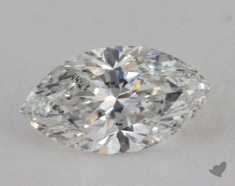 1.29 Carat F-SI2 Marquise Cut Diamond
