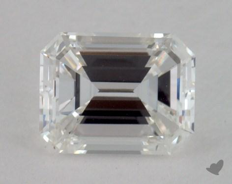 1.03 Carat G-VVS1 Emerald Cut Diamond