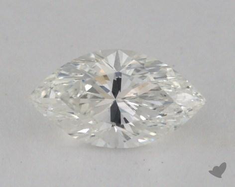 0.82 Carat H-VS1 Marquise Cut Diamond