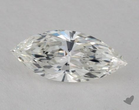 0.93 Carat H-VS2 Marquise Cut Diamond