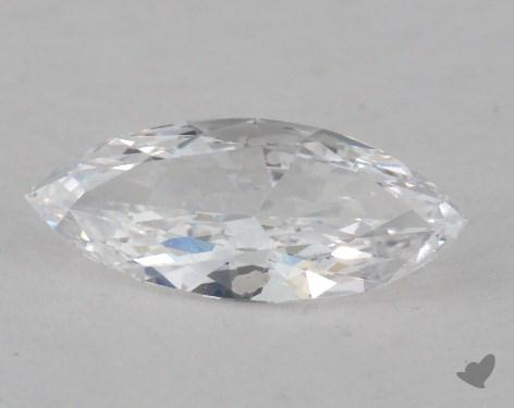 0.75 Carat D-VS1 Marquise Cut Diamond