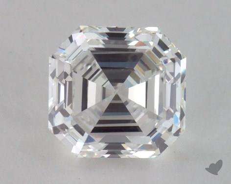 2.00 Carat E-VS1 Square Emerald Cut Diamond