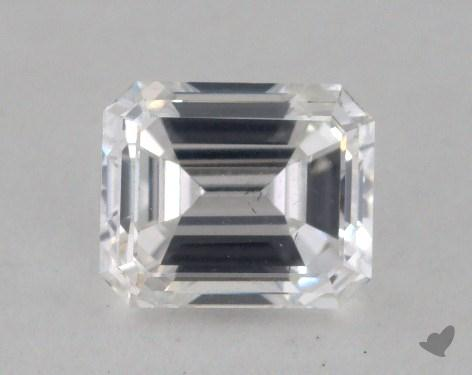 0.54 Carat D-VVS1 Emerald Cut  Diamond