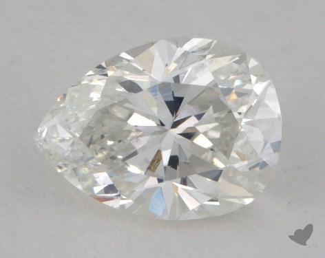 1.03 Carat G-SI2 Pear Shape Diamond