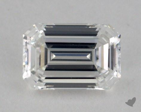 0.73 Carat E-VVS2 Emerald Cut Diamond