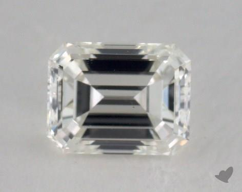 0.75 Carat I-VS1 Emerald Cut  Diamond