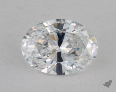 0.60 Carat E-VS1 Oval Cut  Diamond