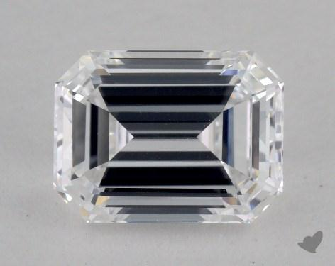 1.01 Carat D-VS1 Emerald Cut Diamond
