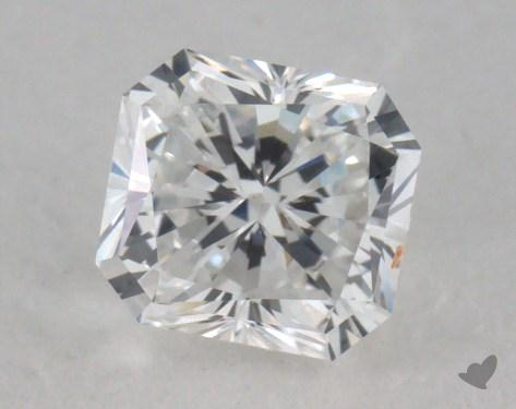0.55 Carat E-VS2 Radiant Cut Diamond