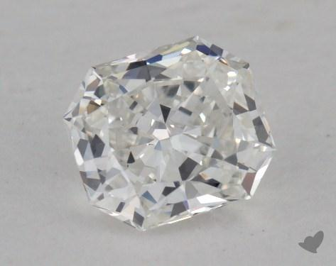 0.57 Carat F-IF Radiant Cut Diamond