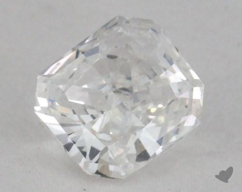 0.32 Carat D-VS1 Radiant Cut Diamond