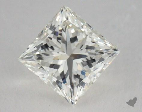 2.01 Carat I-SI1 Ideal Cut Princess Diamond