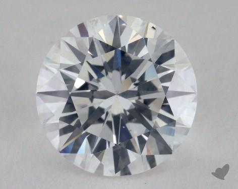 1.42 Carat D-VS2 Very Good Cut Round Diamond