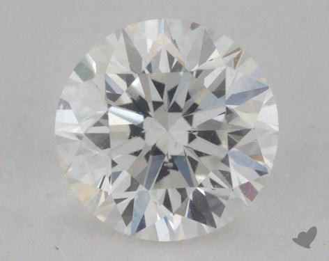 0.30 Carat G-VS1 Good Cut Round Diamond