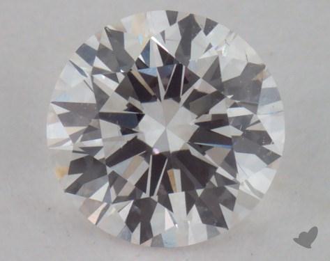 0.75 Carat H-VS2 Excellent Cut Round Diamond