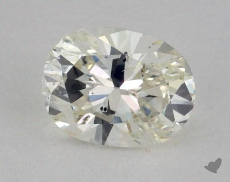 1.25 Carat J-SI1 Oval Cut Diamond