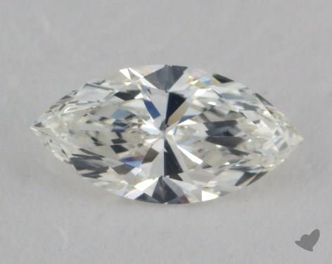 0.51 Carat H-VS2 Marquise Cut  Diamond