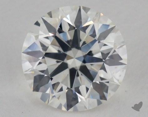 2.27 Carat I-VS2 Excellent Cut Round Diamond
