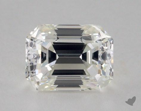 5.03 Carat H-VS2 Emerald Cut Diamond