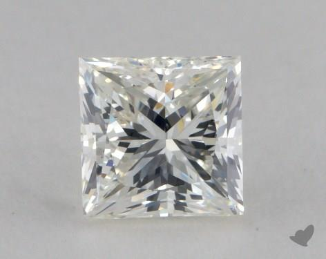 1.51 Carat H-VS1 Very Good Cut Princess Diamond