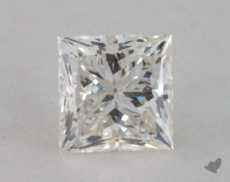 0.50 Carat I-VS2 Ideal Cut Princess Diamond